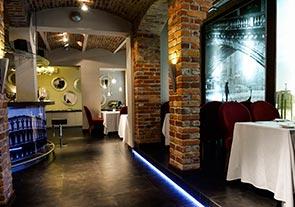 Restauracja w Olsztynie - Hotel Dyplomat****
