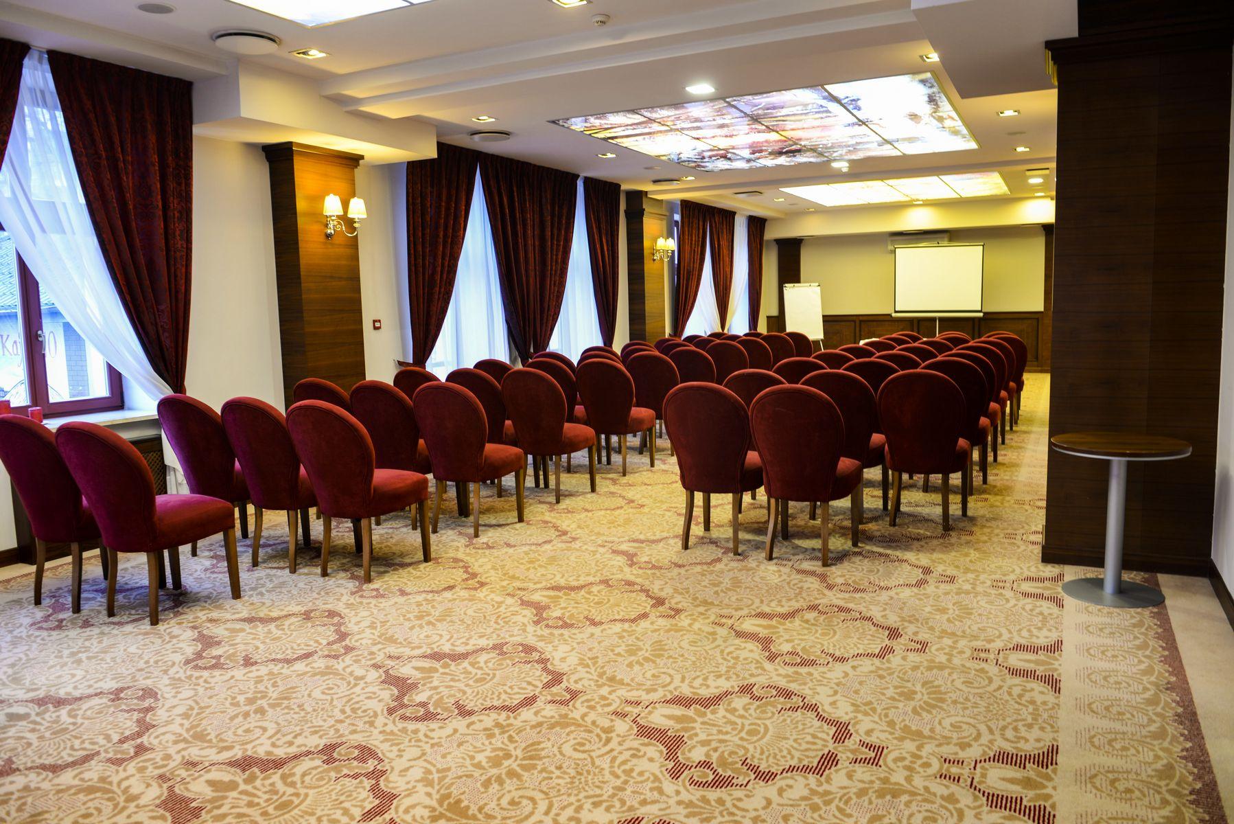 Sala konferencyjna parter